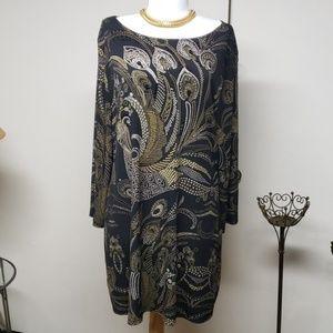 Style&Co dress.  Size XL